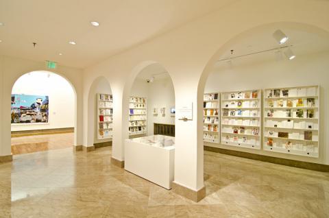 El arte conceptual y la creación colectiva: Proyecto Saqueos: antología de proyección cultural, 4to Piso
