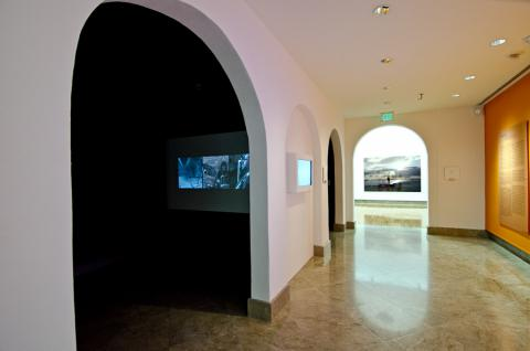 Videoart: The Changing Medium (Department of Economic Development and Commerce/Tourism Company Gallery, 4th Floor)