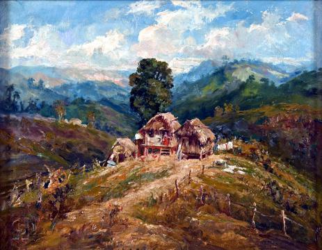 Campo de Río Piedras a Caguas