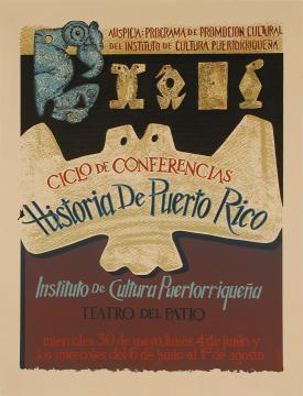 Ciclo de Conferencias: Historia de Puerto Rico