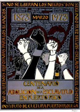 Centenario de la Abolición de la Esclavitud