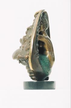 Sirena en caracol