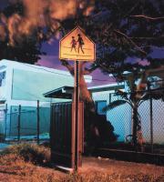 Serie Puerto Nuevo: Sin título (señal de tránsito)