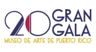 logo de la XX Gran Gala