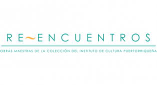 Logo Re-encuentros. Masterpieces from the Collection of the ICP exhibition