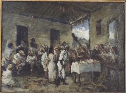 francisco oller museo de arte de puerto rico