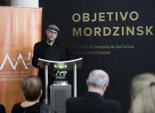 Conferencia de prensa Mordzinski