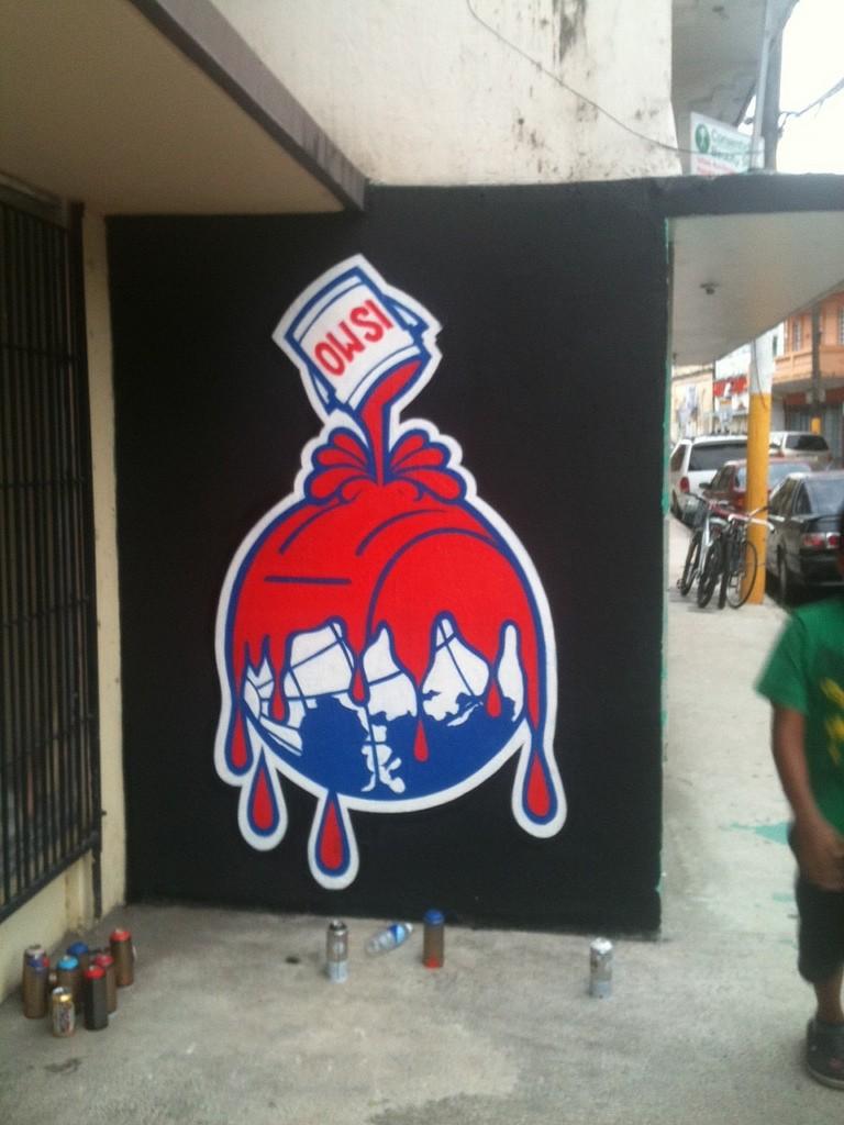 Cover the earth (Santurce, PR)