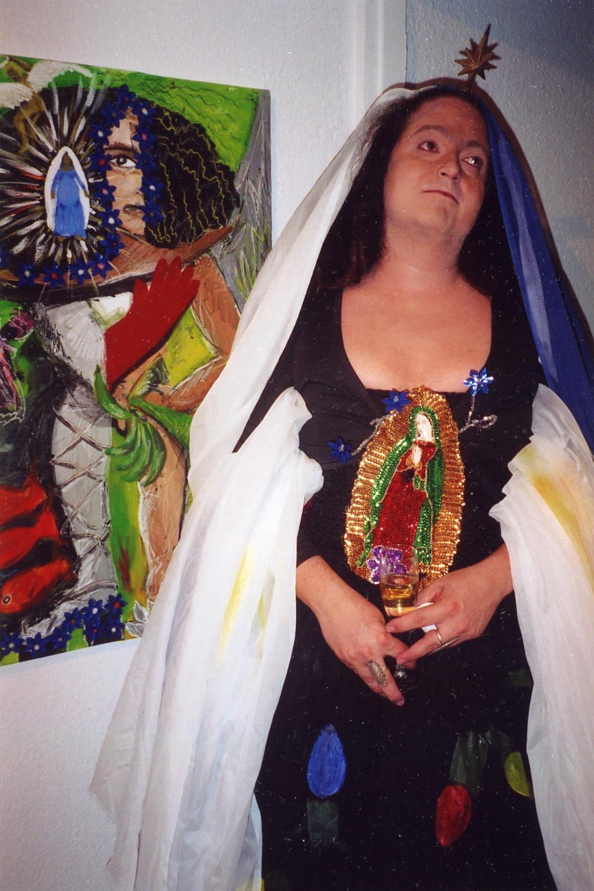 La Virgen Madre – Galería La Pintadera