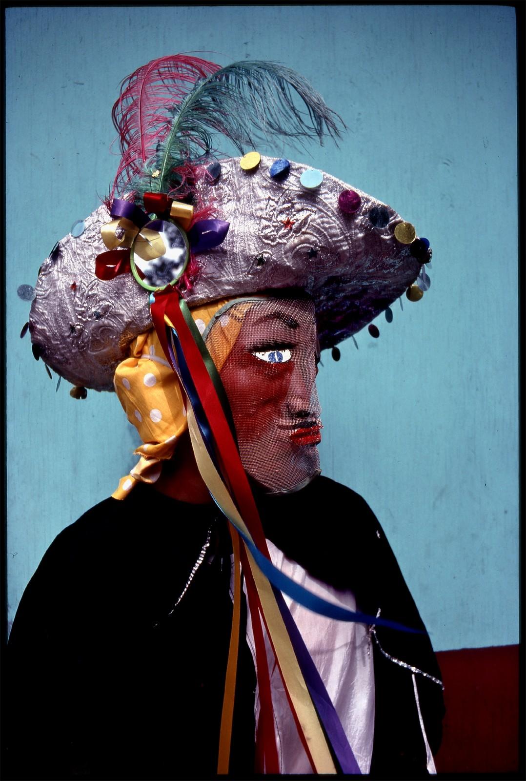 Máscara de Santiago Apóstol, Mascarada
