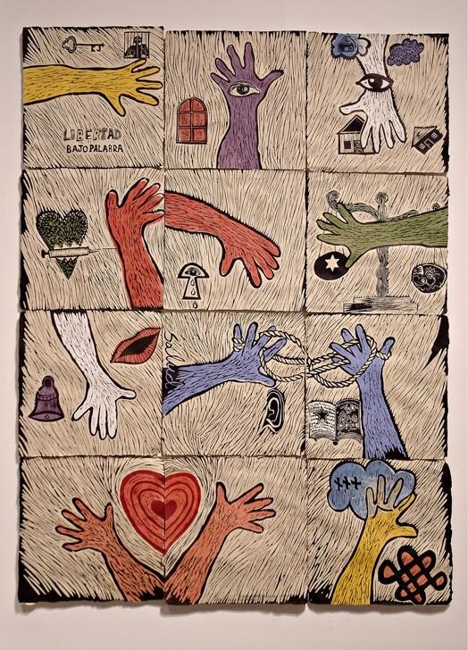 Las manos de Caíta