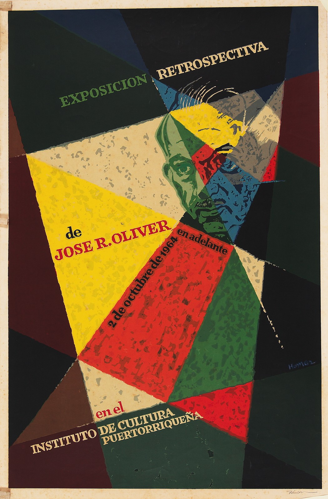 José R. Oliver Retrospective