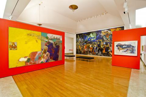 De aquí y de allá: el sincretismo cultural puertorriqueño, Galería MOVA (4to Piso)