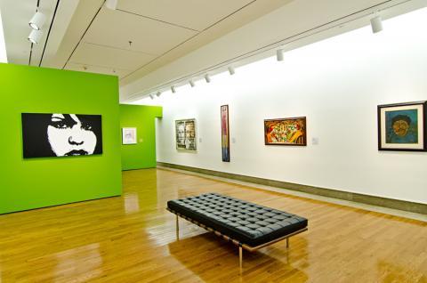 Intercambio de miradas: Retratos y autorretratos de artistas a través del tiempo (3er Piso)