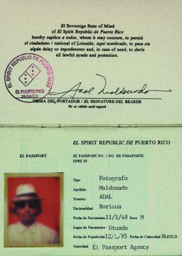 El Passport