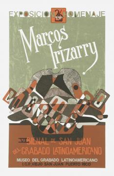Exposición Homenaje a Marcos Irrizary