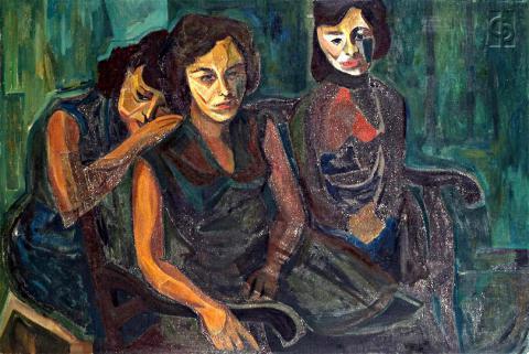 Tres Caras de Eva