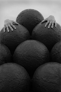 Bolas de cañon