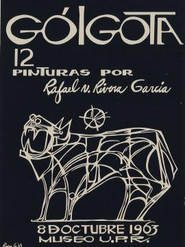 Gólgota: 12 Pinturas por Rafael N. Rivera García