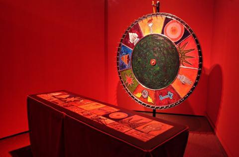 Juegos Ilegales, La rueda de la fortuna (El sueño americano)