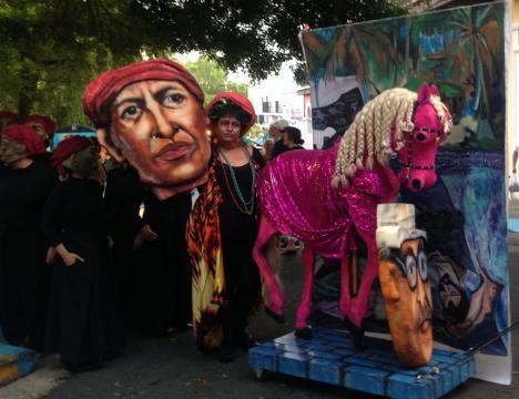 """""""Temporal"""" en Campechada 2013"""