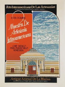 Muestra de Artesanía Latinoamericana, Año Interamericano de las artesanías