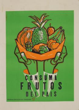 Consuma frutos del país