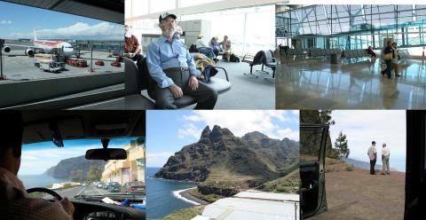 Entre islas: Asuntos isleños