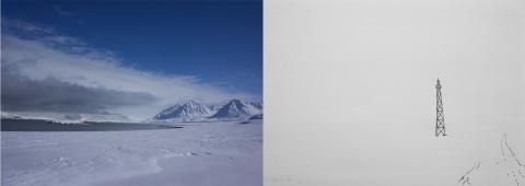 1926 Roald Amundsen Tower- Manevatnet