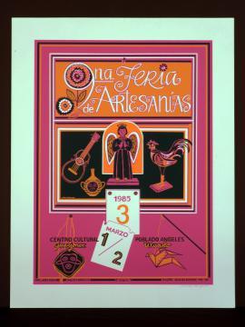 9va. Feria de Artesanía