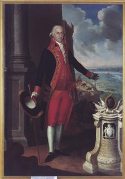 Gobernador Don Ramón de Castro