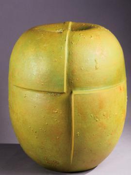 Vasija amarilla