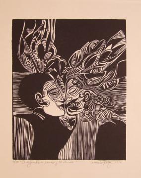El enjambre de besos y el olvido