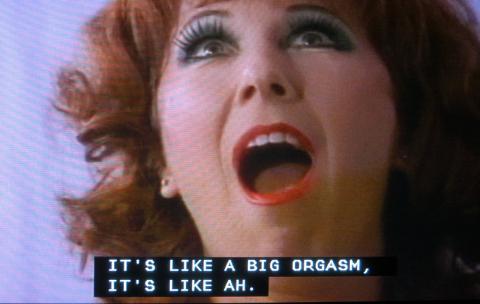 Gran orgasmo (Closed Captions)