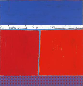 Suite ibérica: paisaje de planos rojos