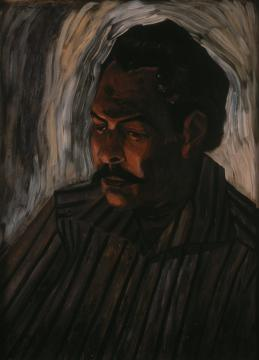 Portrait of Carlos Raquel Rivera