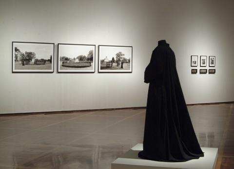 Walk # 1 (exhibition McNay Museum, San Antonio, Texas )