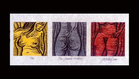 Tres poemas eróticos