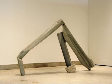 Standing Guardrail