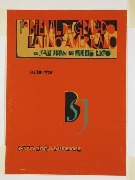1st Biennial of Latin American Print in San Juan, Puerto Rico