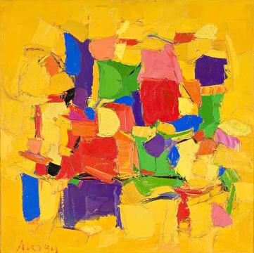 Yellow 20-4