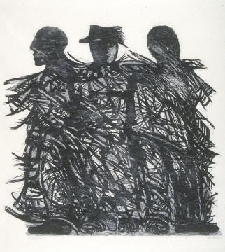 Tres figuras