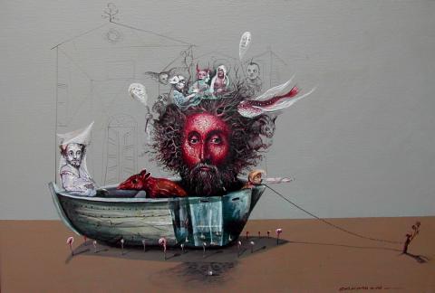 El arca que no es
