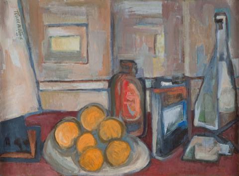 Untitled [Still-Life with Oranges]