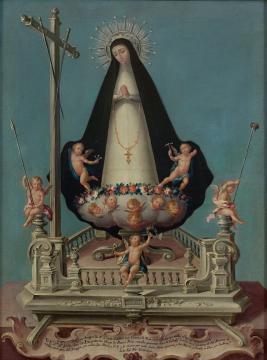 Virgen de la Soledad de la Victoria