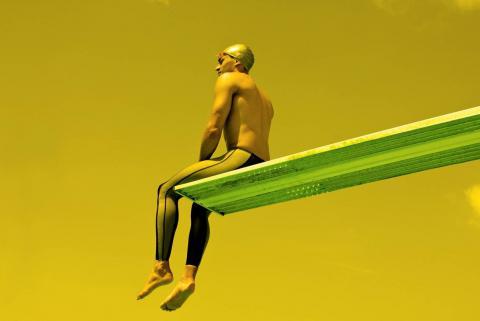 Swimmer – Failure is inevitable