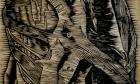 Tres tristes troncos