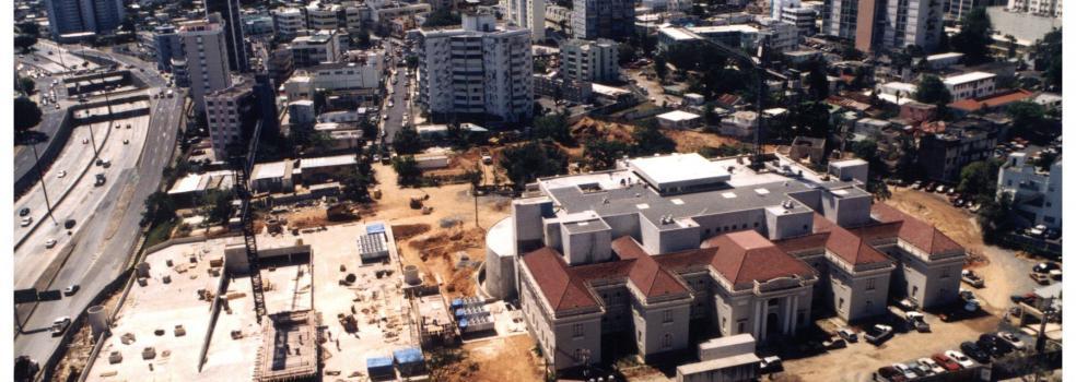 Historia del Museo de Arte de Puerto Rico - año 1998